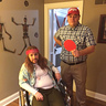 Photo #1 - Forrest Gump and Lieutenant Dan