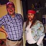 Photo #4 - Forrest Gump and Lieutenant Dan