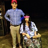 Photo #1 - Forrest Gump & Lieutenant Dan