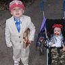 Photo #1 - Forrest Gump & Lt. Dan