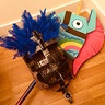 Photo #3 - Raven Accessories pickax and backpack.