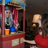Photo #4 - Here you can see the fortune dispensaing from the slot.