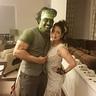 Photo #1 - Frankenstein and bride
