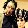 Photo #4 - Here is Frankenstein and bride of Frankenstein close up