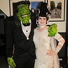 Photo #3 - Frankenstein & His Bride