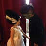 Photo #4 - Frankenstein & his bride