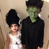 Photo #1 - Frankenstein & his bride