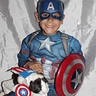 Photo #3 - Captain America Dynamic Duo