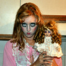Photo #2 - And this is me with my little zombie doll