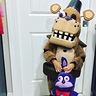 Photo #1 - Freddy faz bear from five nights at Freddy's video game