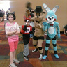 Photo #4 - Freddy Fazbear, Toy Bonnie and Foxy the Pirate