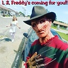 Photo #5 - Freddy Krueger