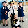 Photo #1 - Pilots and Flight Attendants