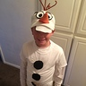 Photo #4 - Olaf costume diy