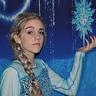 Photo #2 - Elsa's got skills!