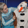 Photo #4 - Elsa and Olaf, 'IN Summer!'