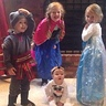 Photo #1 - Anna, Elsa, Kristoff, & Olaf