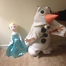 Photo #2 - Olaf from Frozen