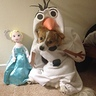 Photo #1 - Olaf from Frozen
