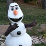Photo #2 - Finished Olaf!