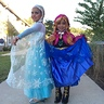 Photo #1 - Frozen Queen Elsa and Princess Anna