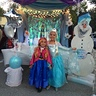 Photo #2 - Frozen Queen Elsa and Princess Anna