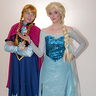 Photo #1 - Frozen Sisters - Elsa and Anna