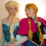 Photo #2 - Anna and Elsa from Frozen