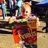 Photo #1 - Fruity Pebbles w/ Pebbles Flintstone