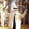 DIY Inspector Gadget Costume