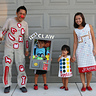 Photo #1 - Family Game Themed Costumes