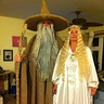 Photo #1 - Gandalph and Galadriel