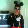 Photo #1 - Gangster Mickey Mouse