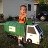 Photo #1 - Garbage man in training