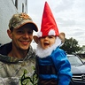 Photo #3 - Daddy (Casey) and Gnome