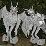 Photo #2 - Gargoyles Standing