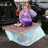 Photo #1 - Genie on a Magic Carpet