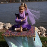Photo #3 - Genie on a Magic Carpet