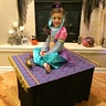 Photo #1 - Genie on her Magic Carpet