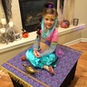 Photo #2 - Genie on her Magic Carpet