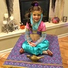 Photo #3 - Genie on her Magic Carpet