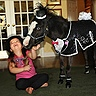 Photo #8 - Tiny Horses in Halloween costumes