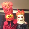 Photo #2 - Boss as ghost rider