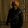 Photo #6 - Ghost Rider in the night....