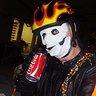Photo #2 - Ghost Rider drinking a Coke
