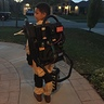 Photo #2 - Ghostbuster back view