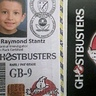 Photo #2 - Ghostbusters I.D. card.