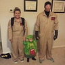 Photo #1 - Ghostbusters and Slimer