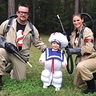 Photo #1 - Ghostbusters and the Stay Puft Marshmallow Man