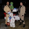 Photo #1 - Ghostbuster Themed Family Costumes